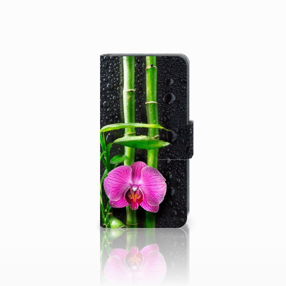 Nokia Lumia 630 Boekhoesje Design Orchidee