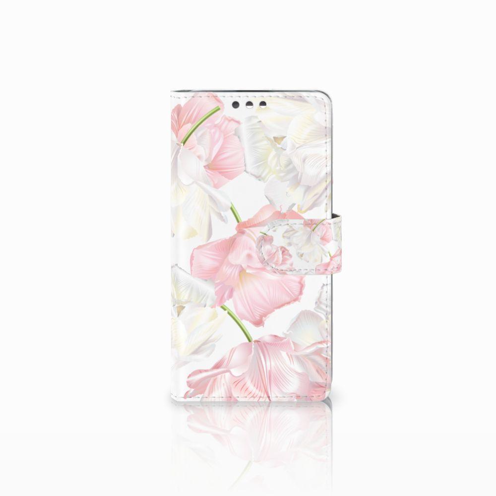 LG K8 Boekhoesje Design Lovely Flowers