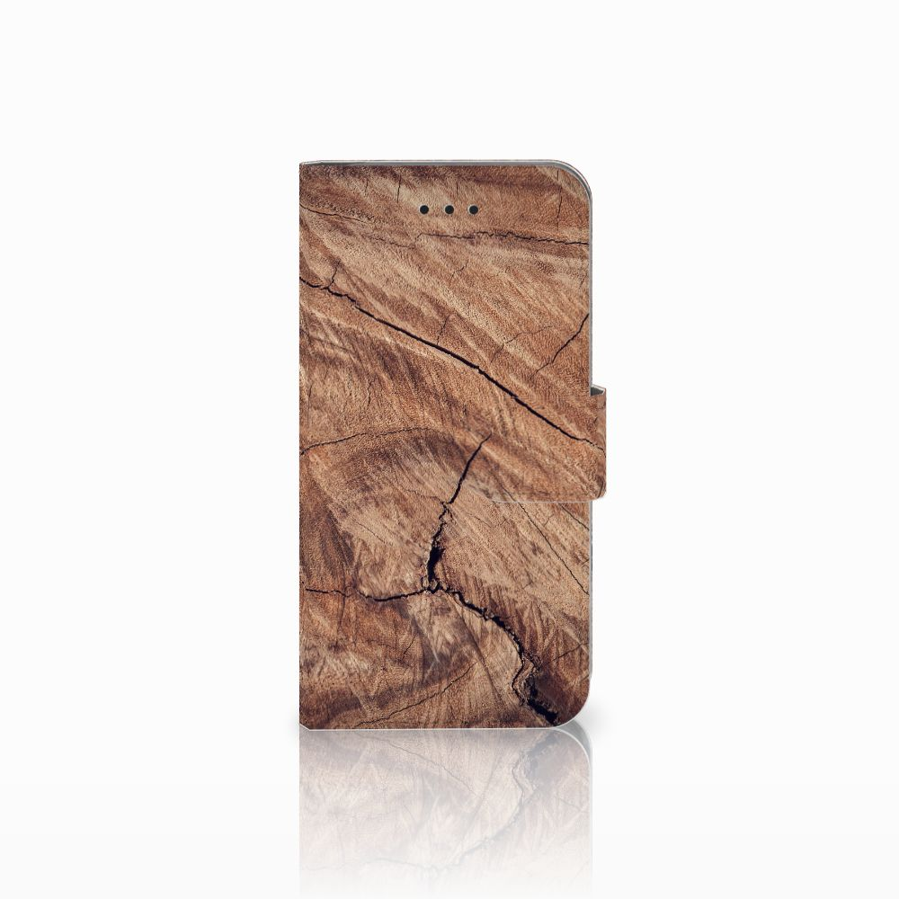 Apple iPhone X | Xs Book Style Case Tree Trunk