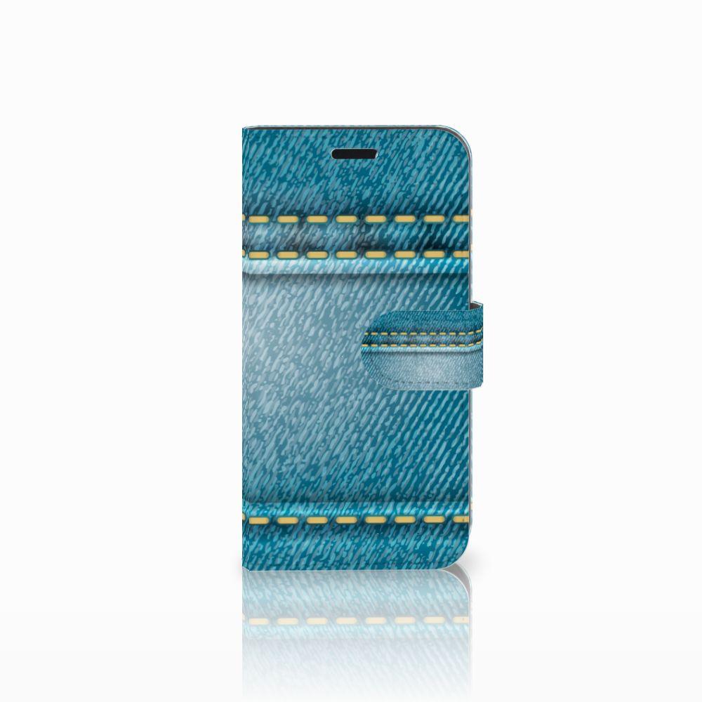 Huawei Nova Boekhoesje Design Jeans