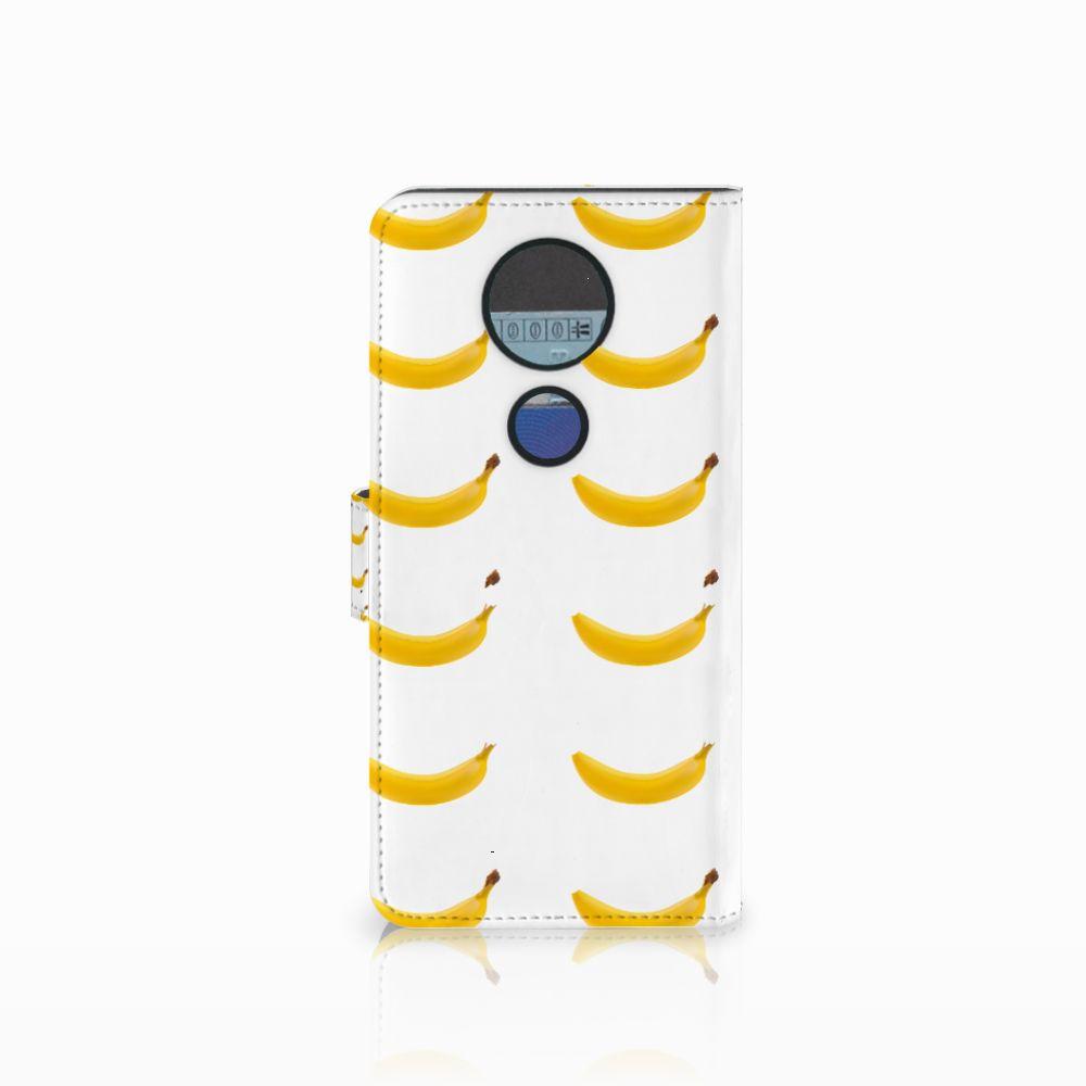 Motorola Moto E5 Plus Book Cover Banana