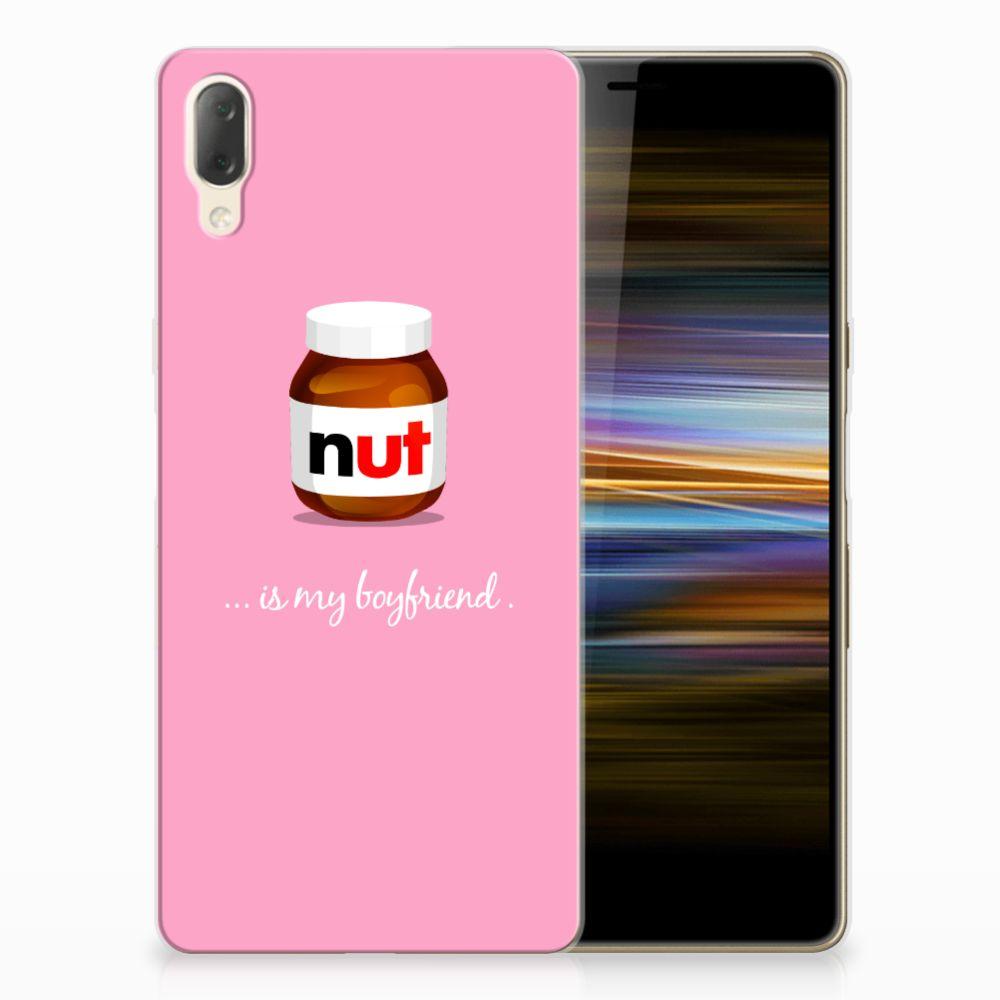 Sony Xperia L3 Siliconen Case Nut Boyfriend