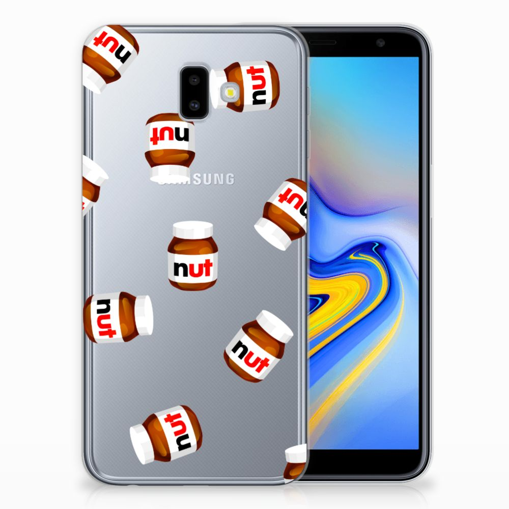 Samsung Galaxy J6 Plus (2018) Siliconen Case Nut Jar