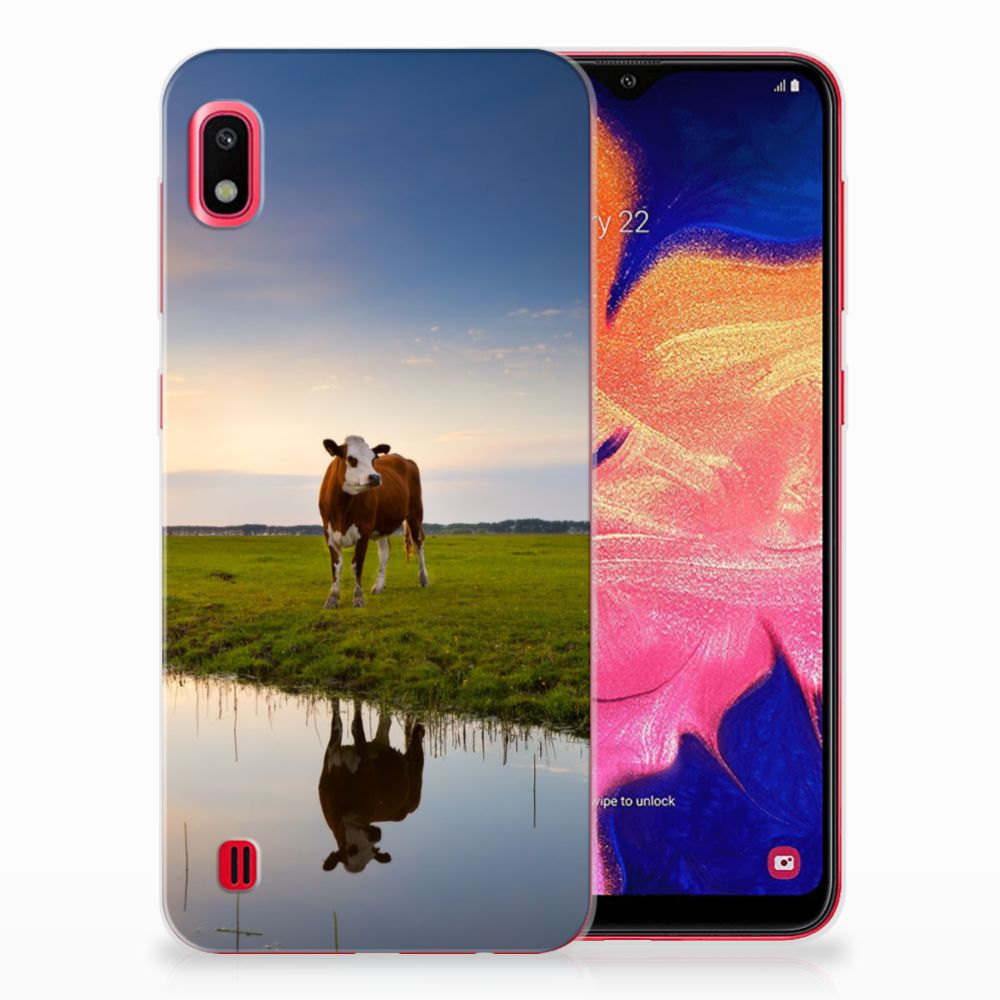Samsung Galaxy A10 TPU Hoesje Koe