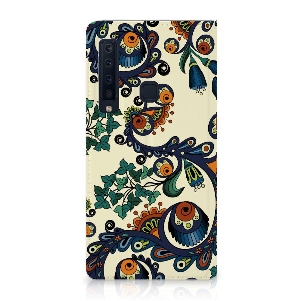 Telefoon Hoesje Samsung Galaxy A9 (2018) Barok Flower