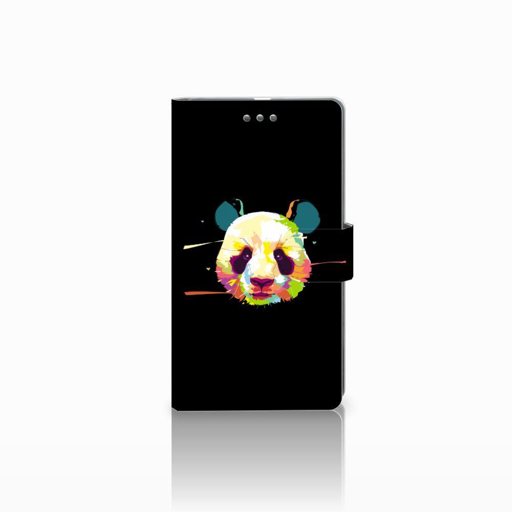 Microsoft Lumia 950 XL Boekhoesje Design Panda Color