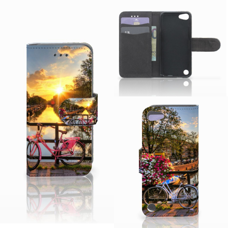 Apple iPod Touch 5 | 6 | iPod (2019) Flip Cover Amsterdamse Grachten