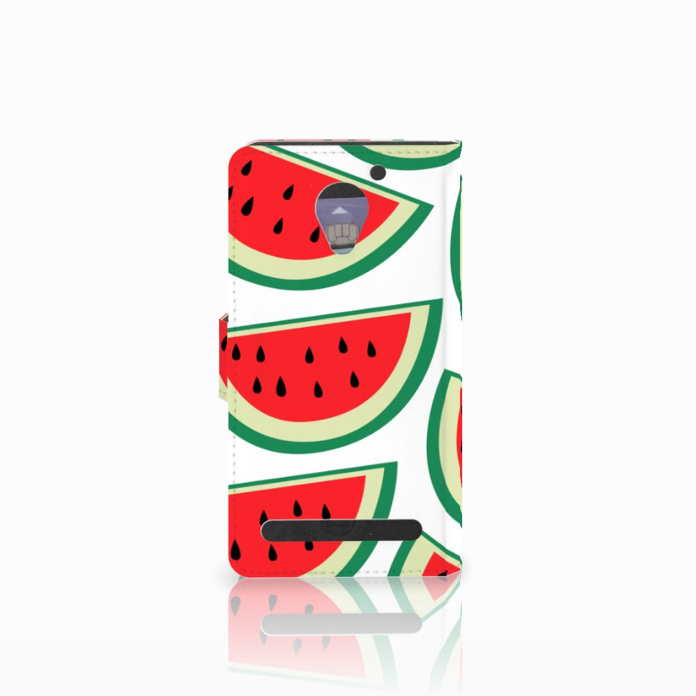 Lenovo C2 Power Book Cover Watermelons