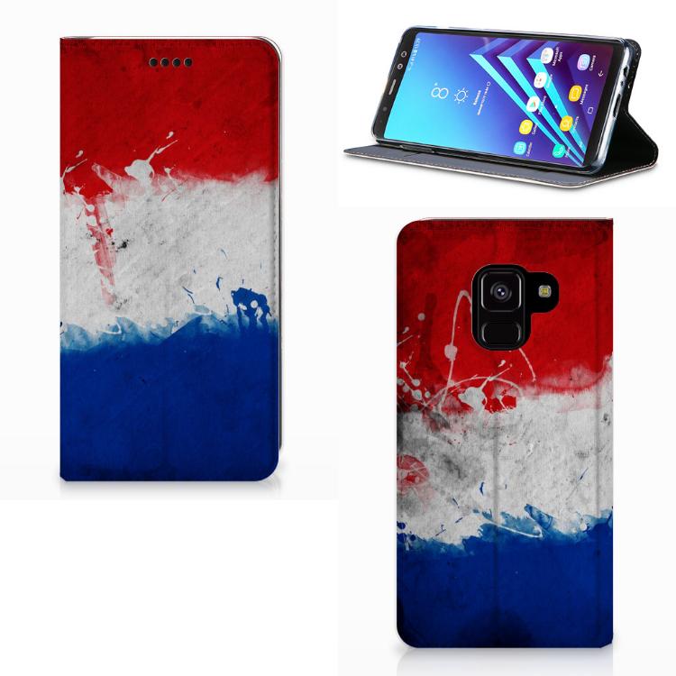 Samsung Galaxy A8 (2018) Standcase Nederland