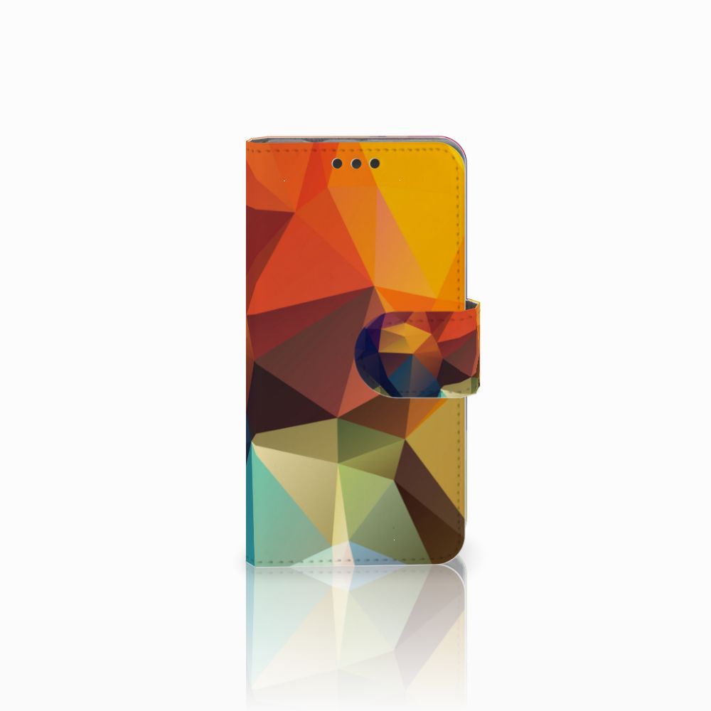 Sony Xperia Z3 Compact Bookcase Polygon Color