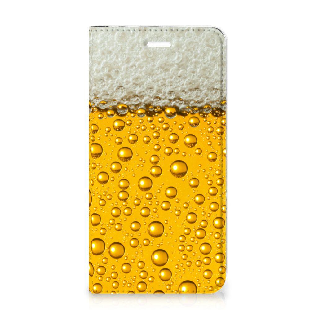 Huawei P8 Lite 2017 Flip Style Cover Bier