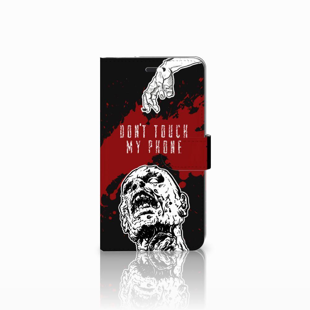 Huawei Y6 II   Honor 5A Boekhoesje Design Zombie Blood