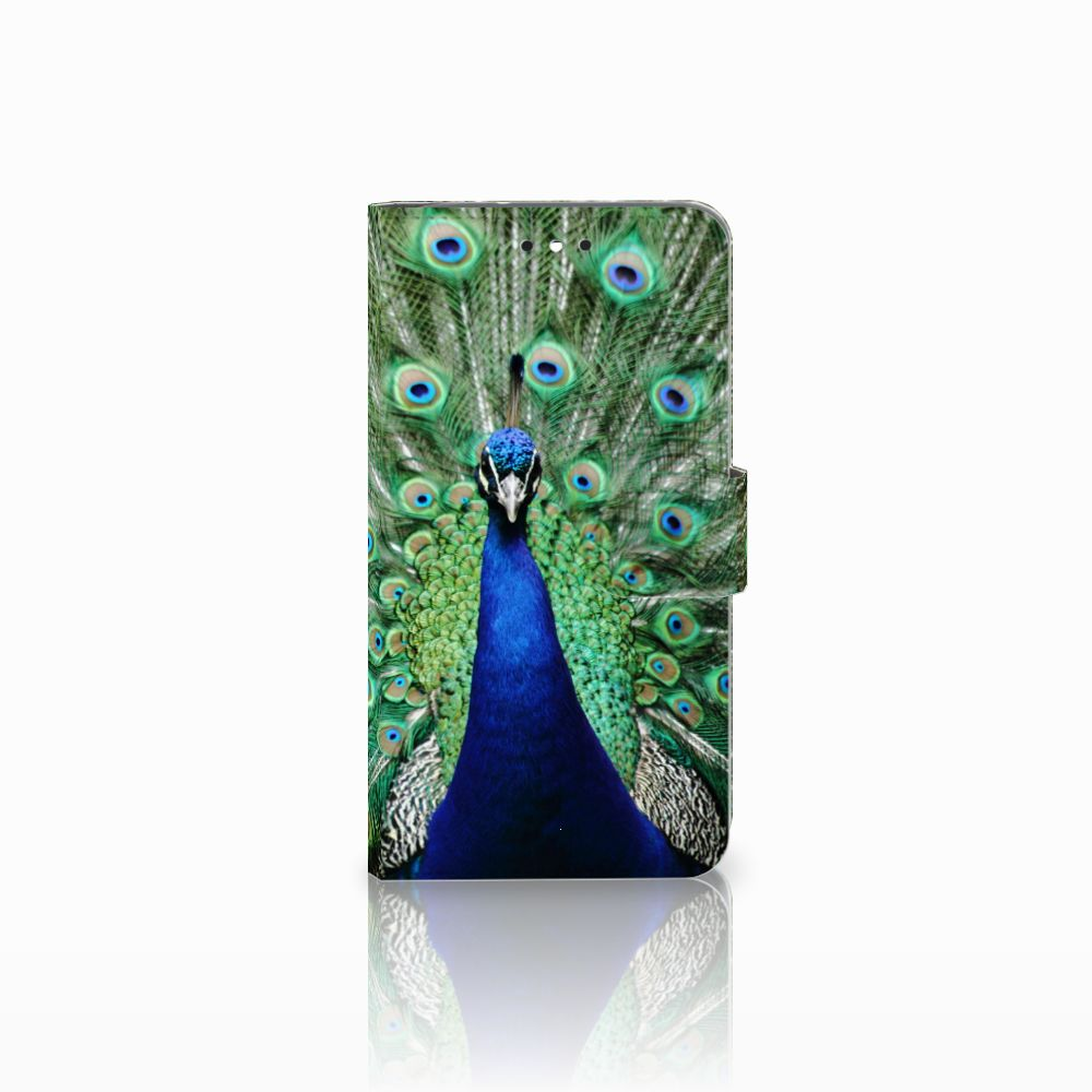 Motorola Moto G4 | G4 Plus Boekhoesje Design Pauw
