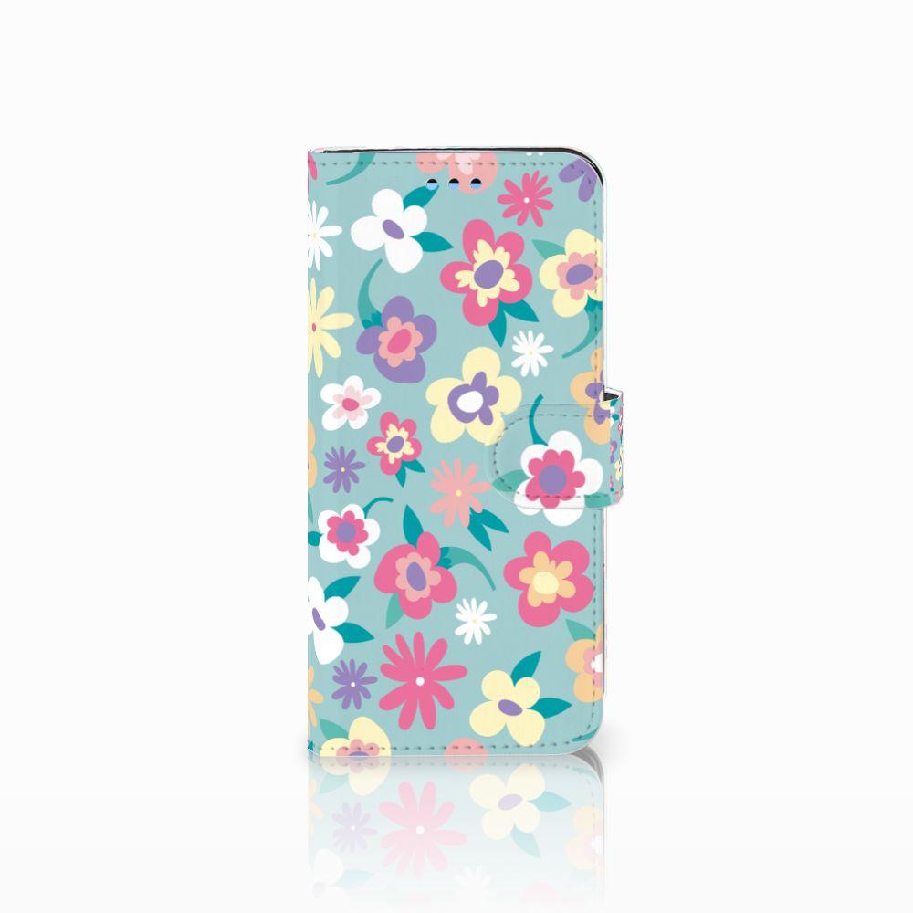 Samsung Galaxy S9 Boekhoesje Design Flower Power