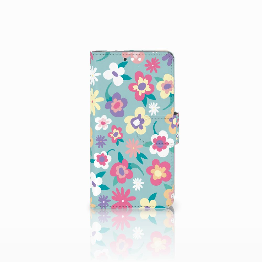 Nokia 8 Sirocco | Nokia 9 Boekhoesje Design Flower Power