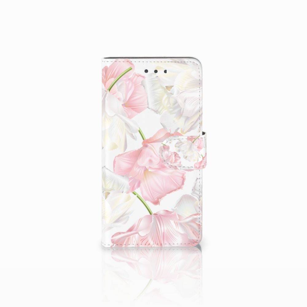 Wiko Fever (4G) Boekhoesje Design Lovely Flowers