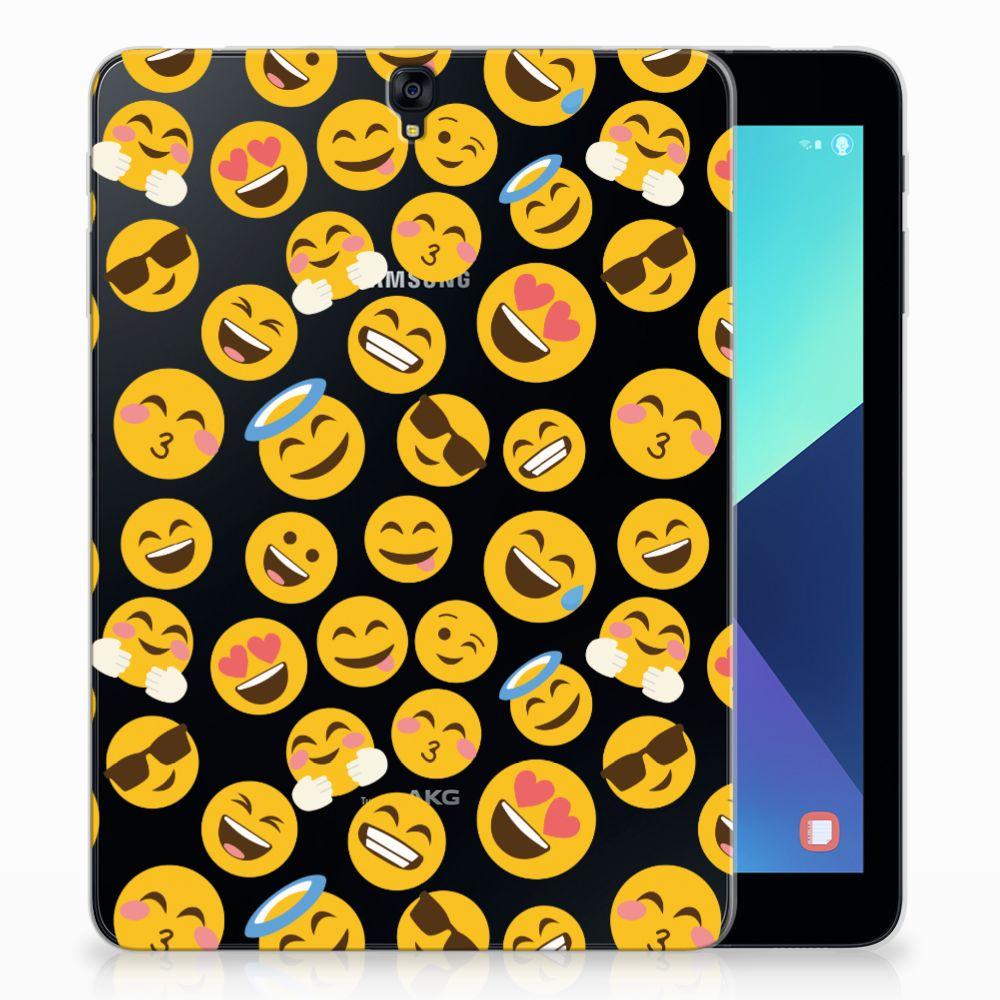 Samsung Galaxy Tab S3 9.7 Hippe Hoes Emoji