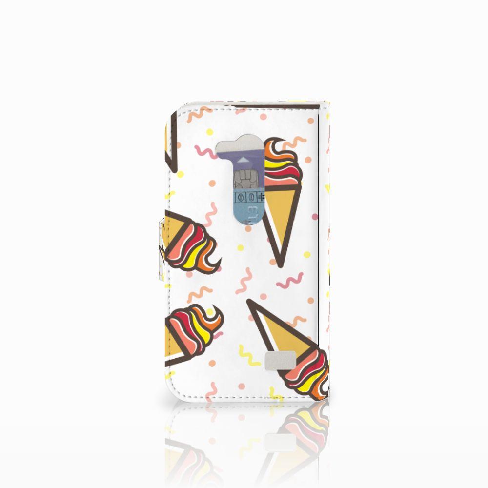LG L Fino Book Cover Icecream