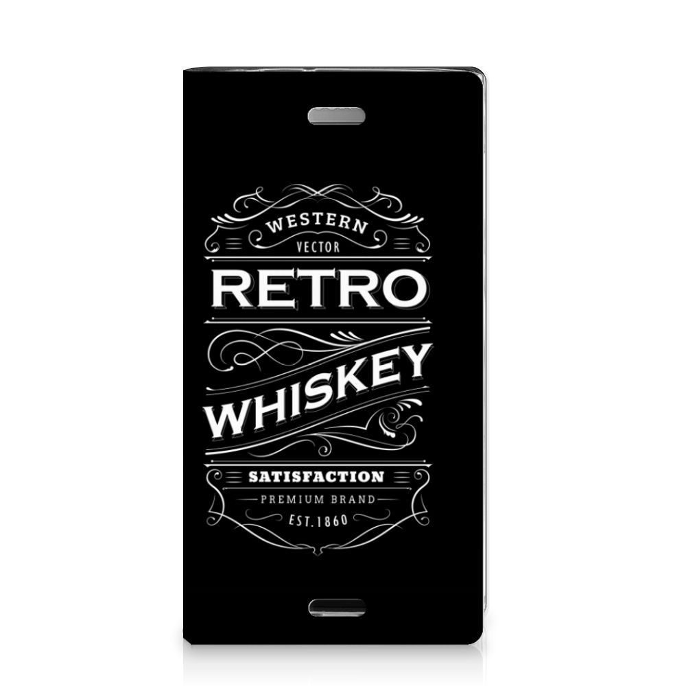 Sony Xperia XZ1 Compact Flip Style Cover Whiskey