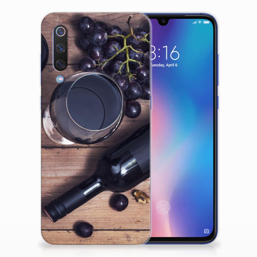 Xiaomi Mi 9 Siliconen Case Wijn