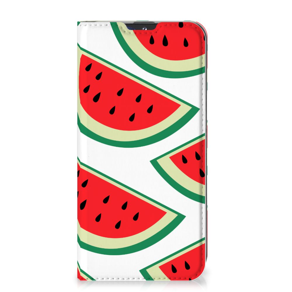 Samsung Galaxy A20e Flip Style Cover Watermelons