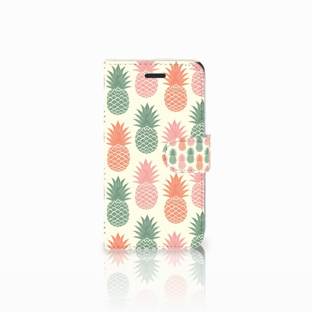 Samsung Galaxy Xcover 3 | Xcover 3 VE Boekhoesje Design Ananas