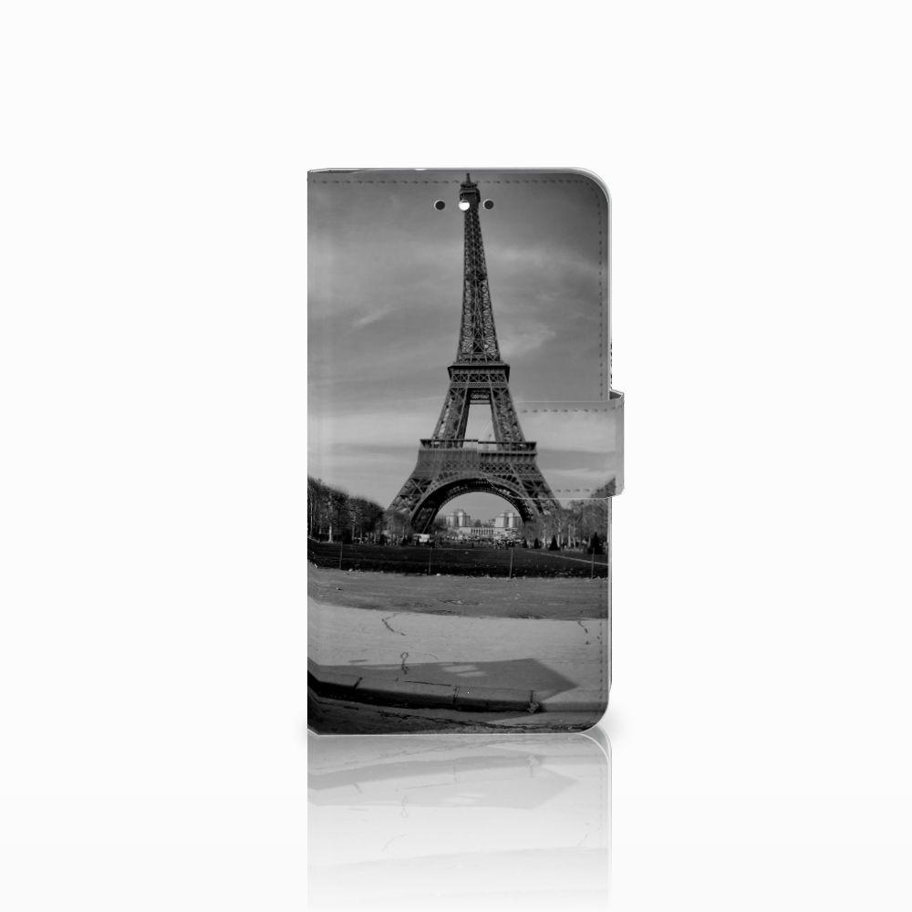 Motorola Moto G4 | G4 Plus Uniek Boekhoesje Eiffeltoren