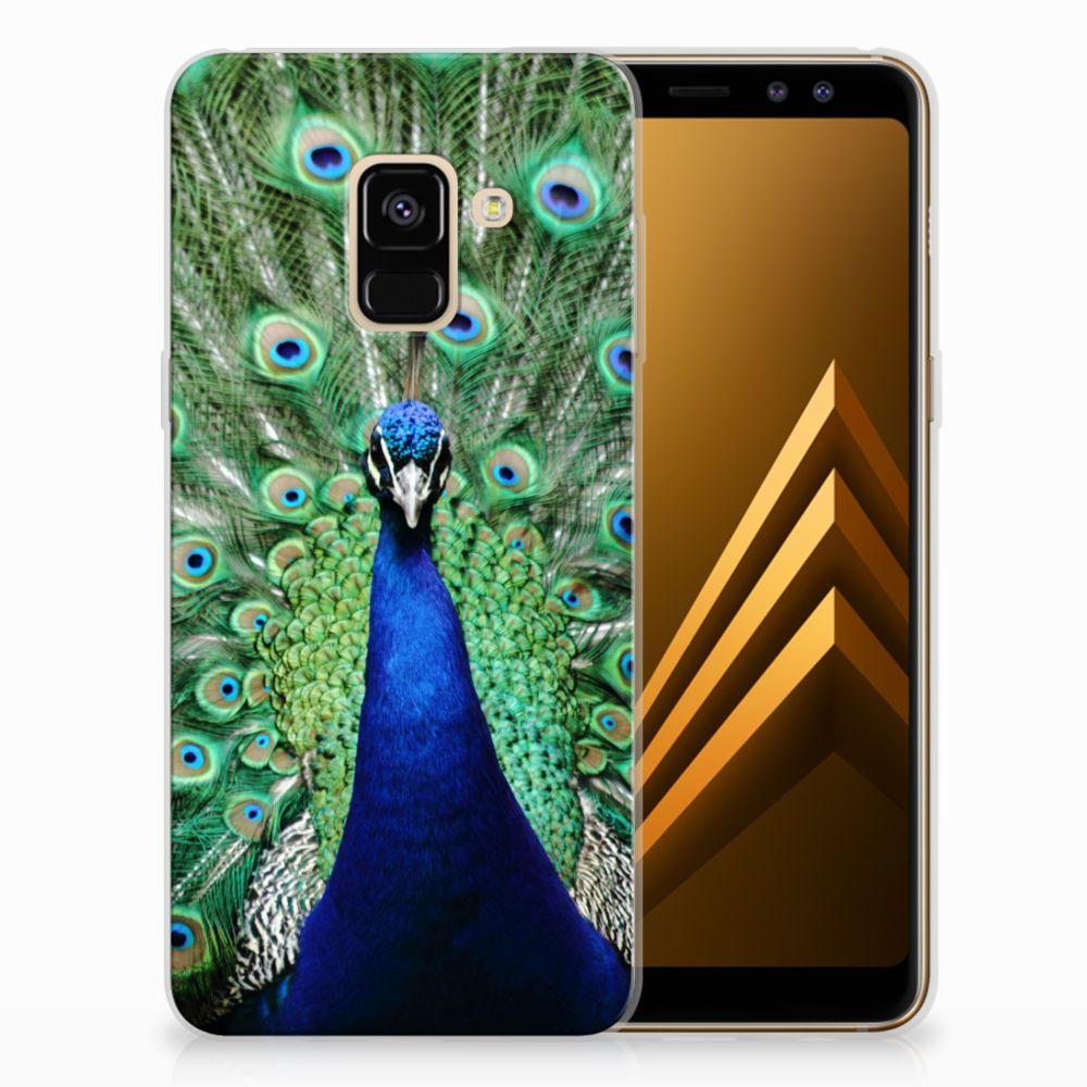 Samsung Galaxy A8 (2018) TPU Hoesje Design Pauw
