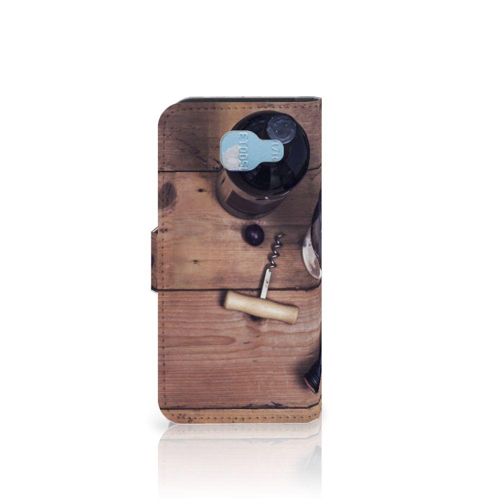 Samsung Galaxy A5 2016 Book Cover Wijn
