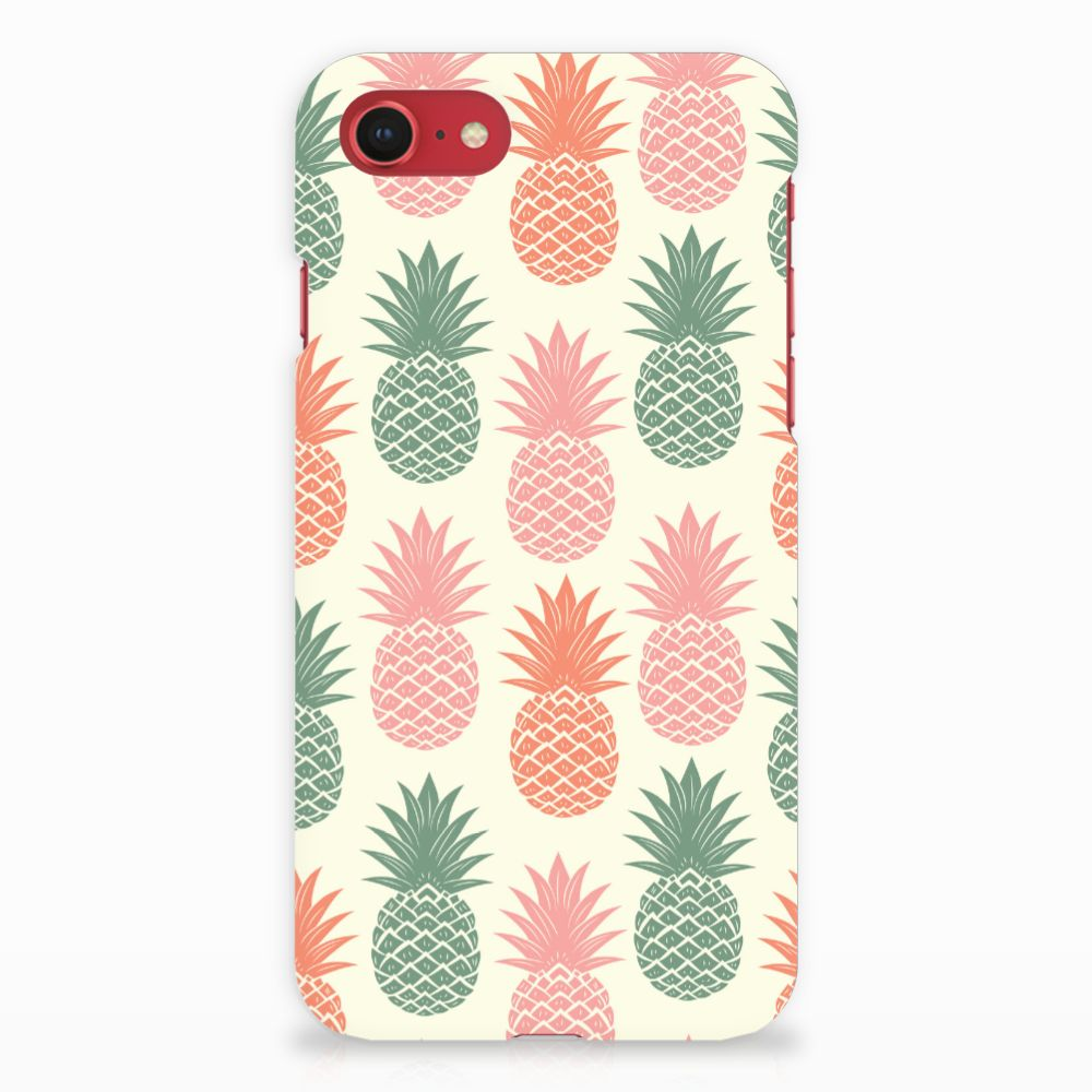 Apple iPhone 7 | 8 Hardcase Hoesje Design Ananas