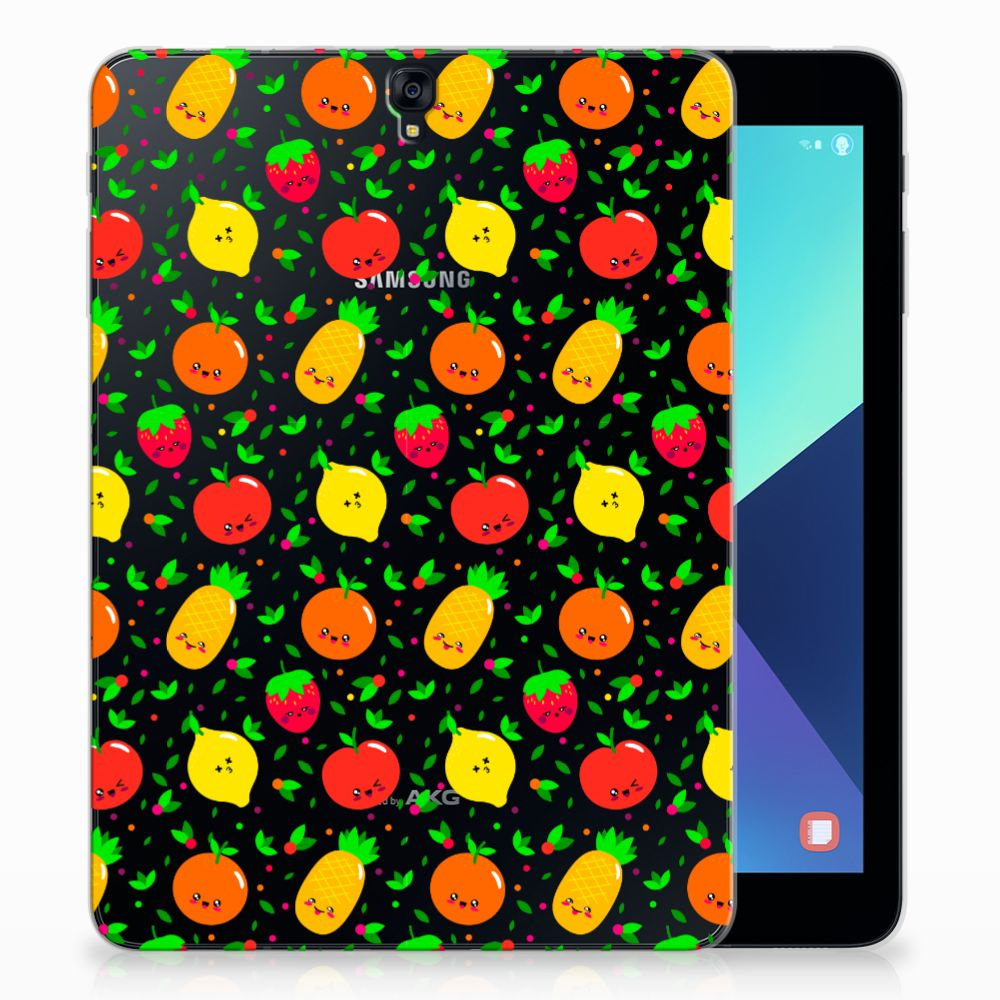 Samsung Galaxy Tab S3 9.7 Tablethoesje Design Fruits