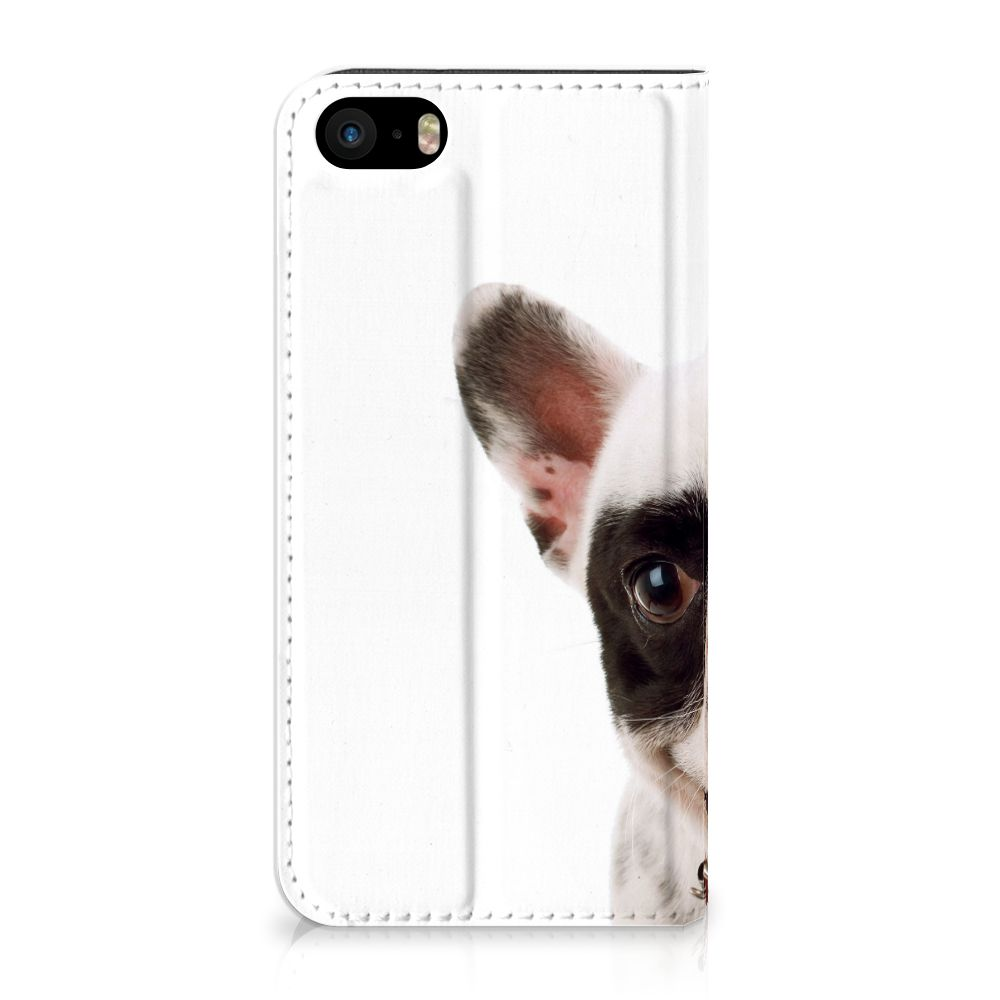 iPhone SE|5S|5 Hoesje maken Franse Bulldog