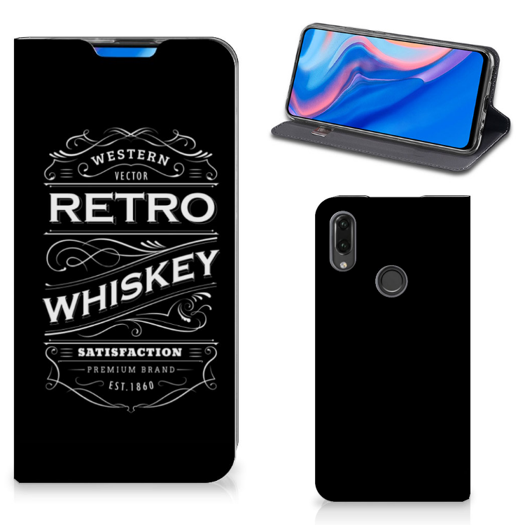 Huawei P Smart Z Flip Style Cover Whiskey