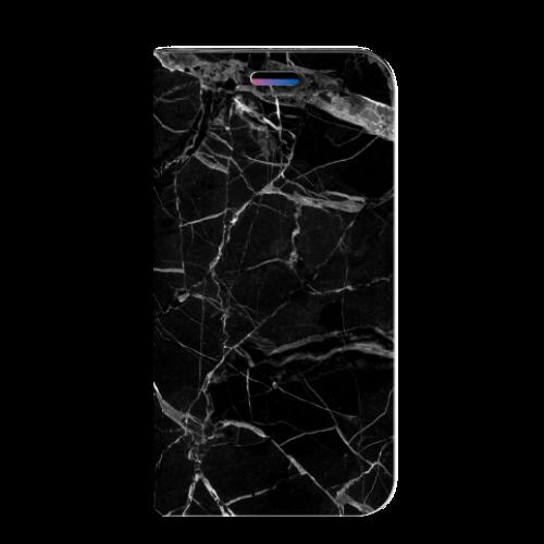 Apple iPhone X | Xs Standcase Marmer Zwart - Origineel Cadeau Vader