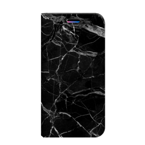 Apple iPhone X | Xs Standcase Marmer Zwart