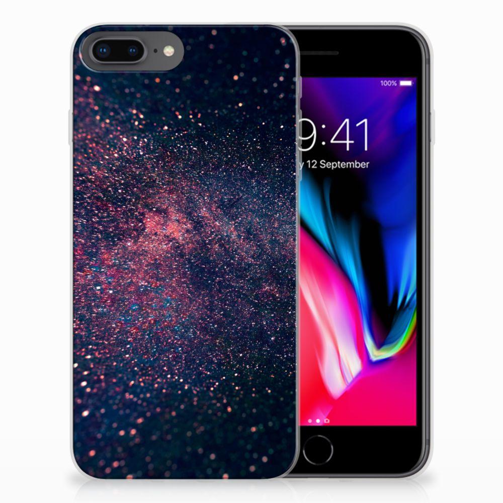 Apple iPhone 7 Plus | 8 Plus TPU Hoesje Stars