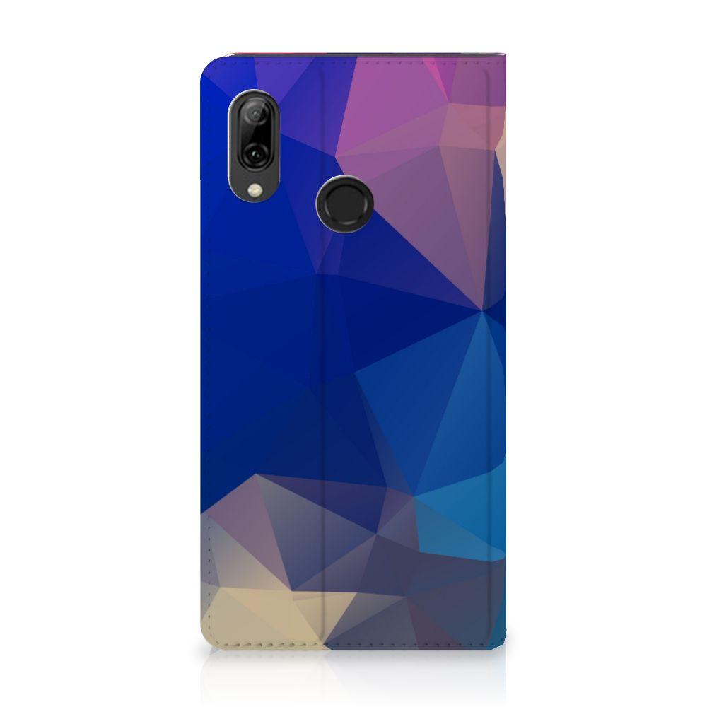 Huawei P Smart (2019) Stand Case Polygon Dark