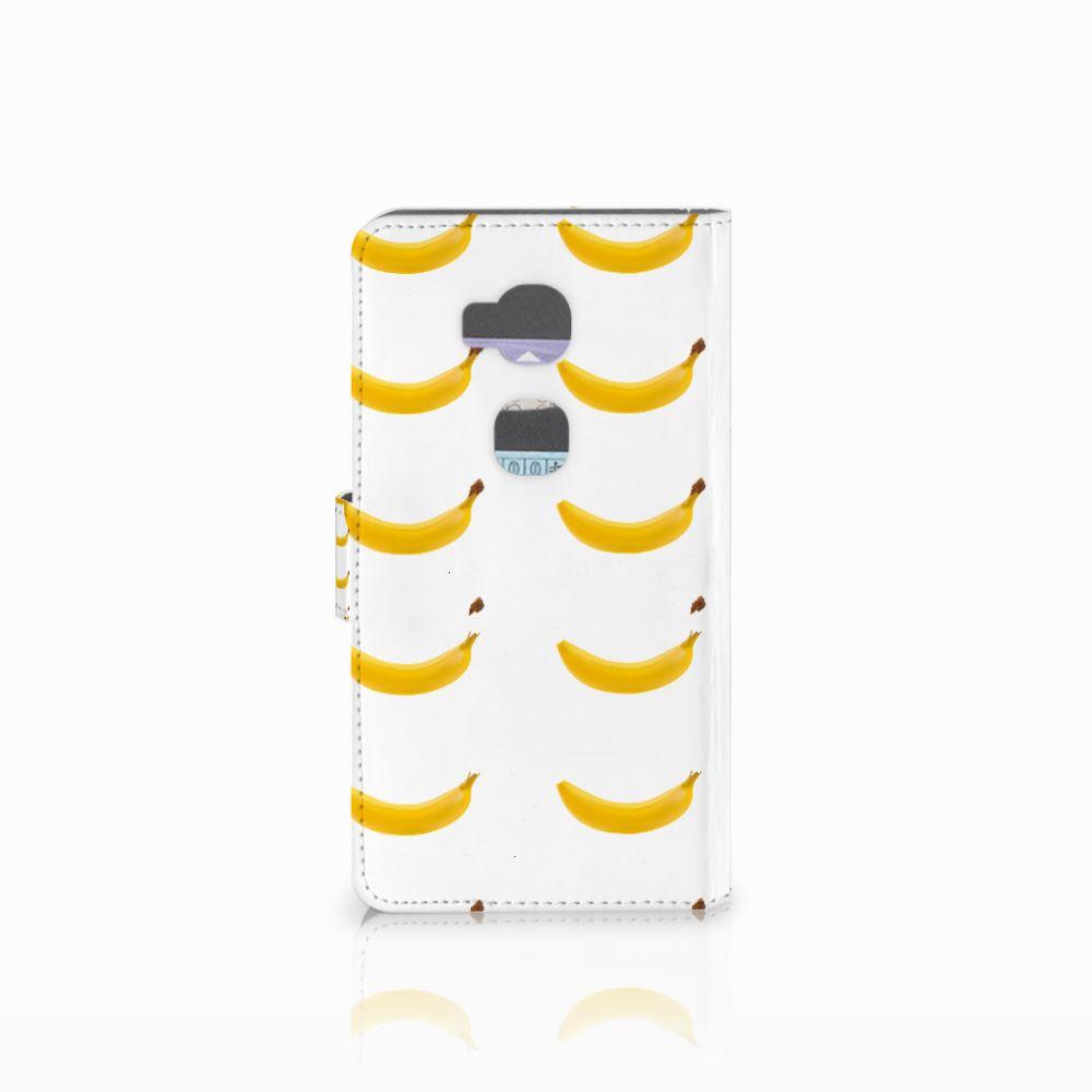 Huawei Honor 5X Book Cover Banana
