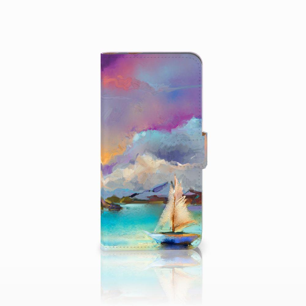 Hoesje Huawei Nova Plus Boat