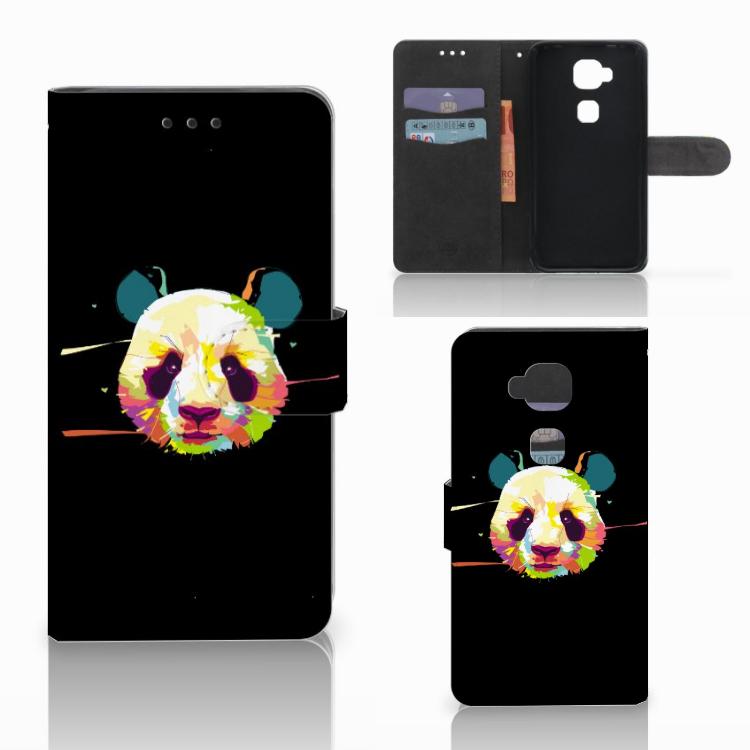 Huawei G8 Leuke Hoesje Panda Color