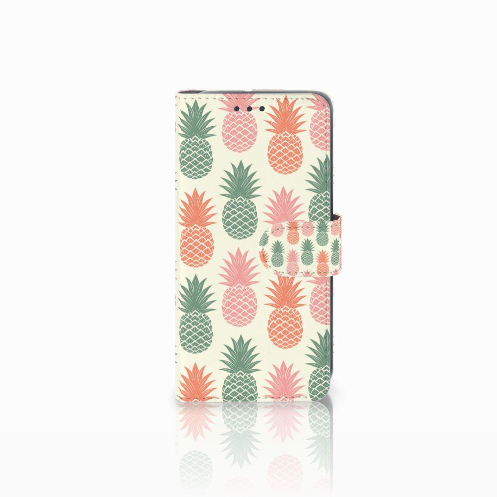 HTC U11 Life Boekhoesje Design Ananas