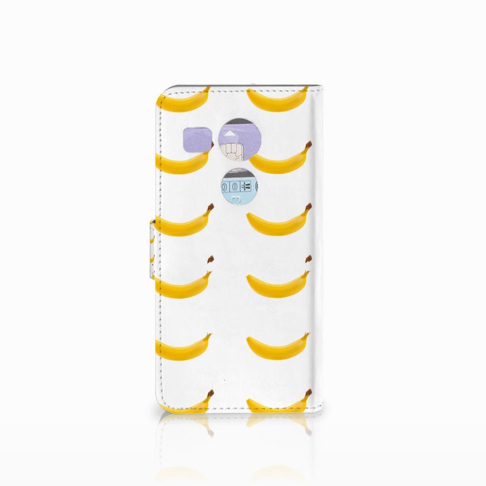 LG Nexus 5X Book Cover Banana