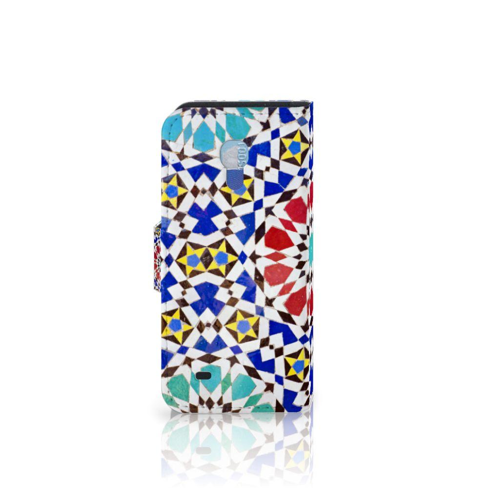 Samsung Galaxy S4 Mini i9190 Bookcase Mozaïek