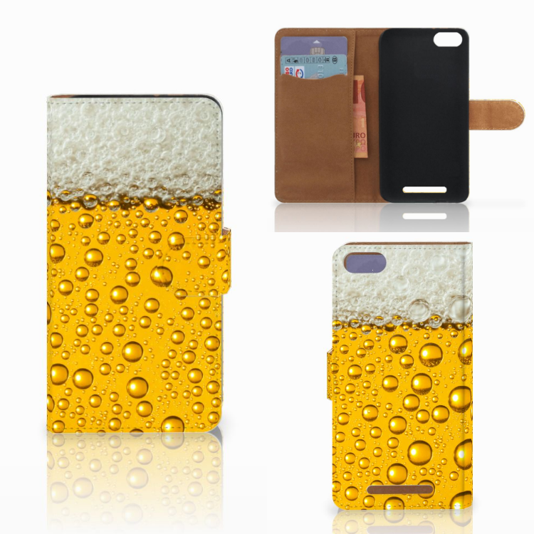 Wiko Lenny 3 Book Cover Bier