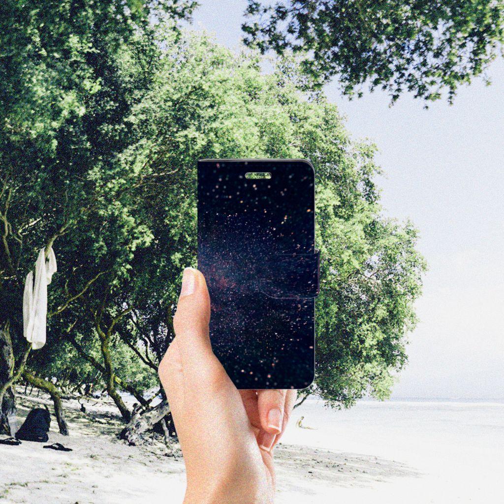 Acer Liquid Z330 Boekhoesje Design Stars