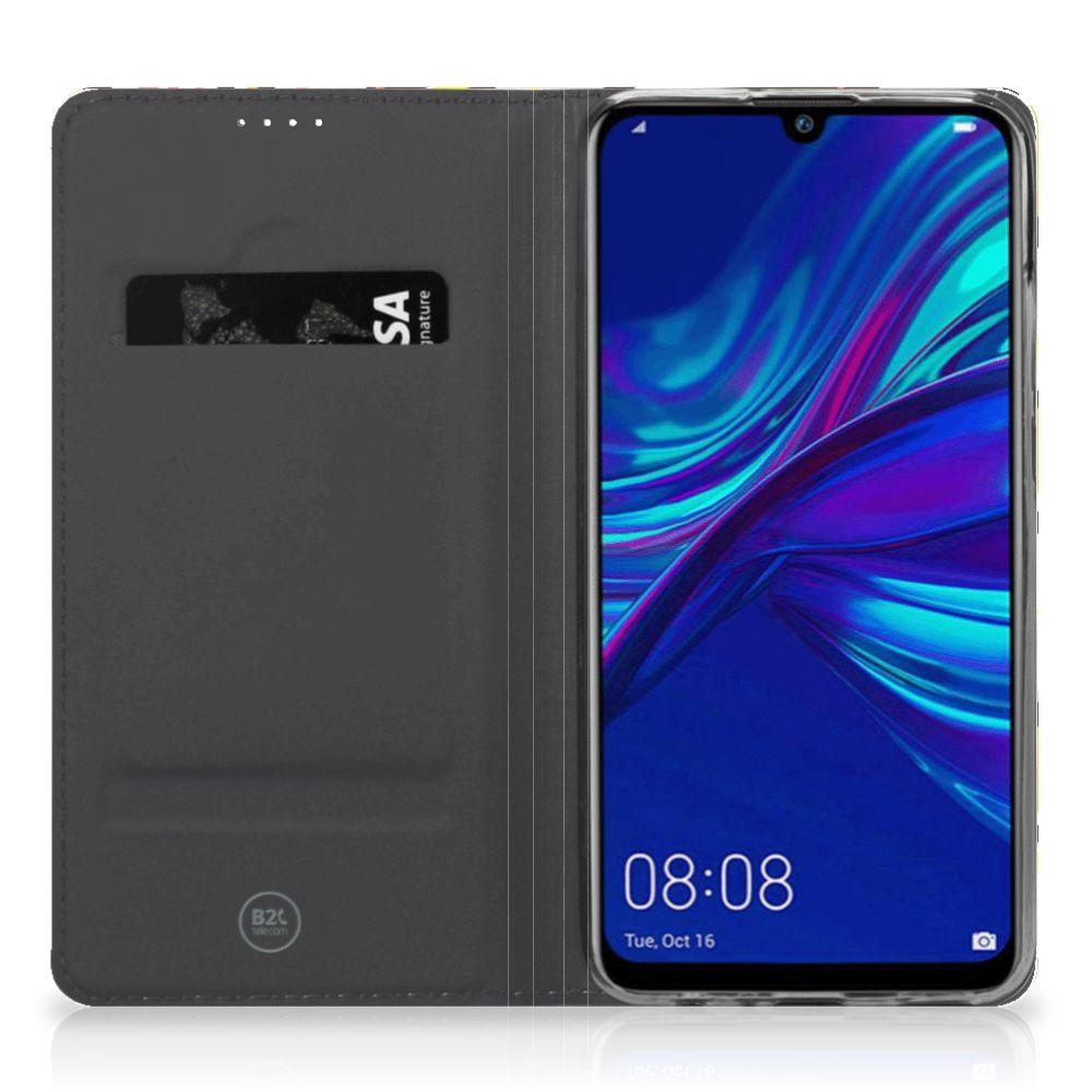 Huawei P Smart (2019) Flip Style Cover Icecream