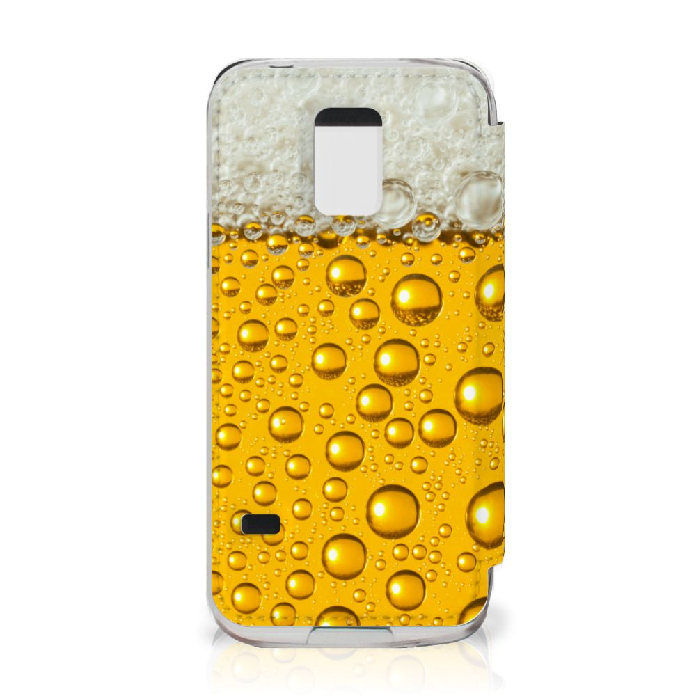 Samsung Galaxy S5 Mini Book Cover Bier