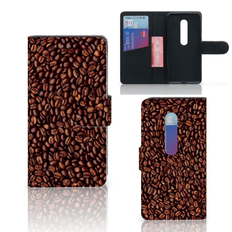 Motorola Moto G 3e Generatie Book Cover Koffiebonen