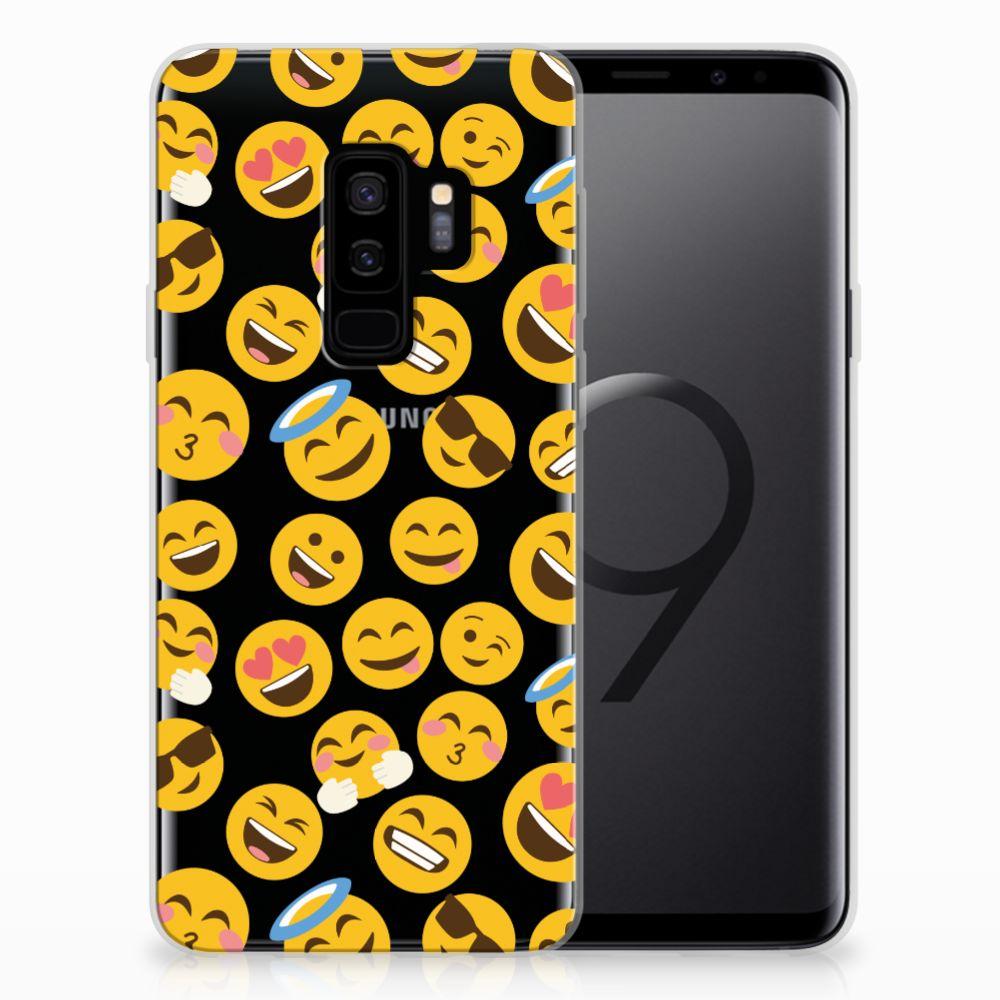 Samsung Galaxy S9 Plus TPU bumper Emoji