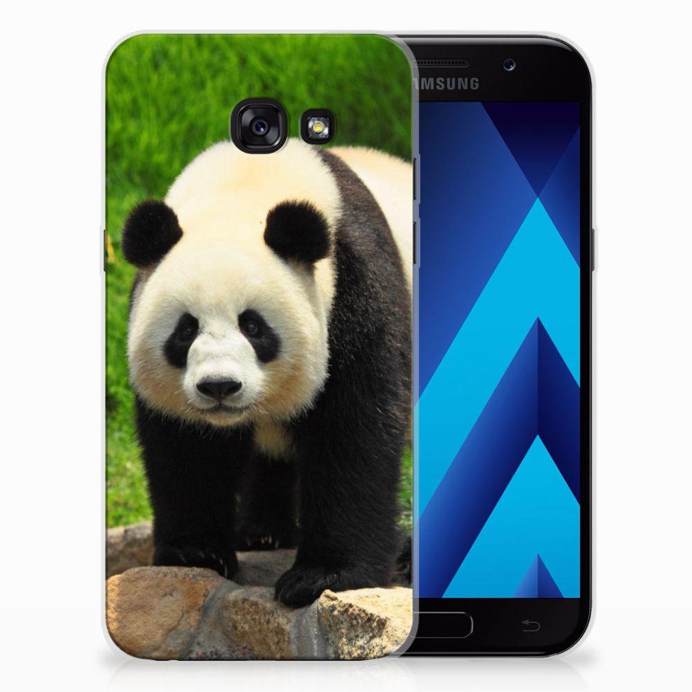 Samsung Galaxy A5 2017 TPU Hoesje Panda